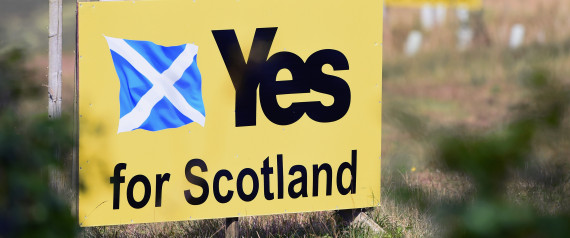 Scotland Prepares For Independence Vote