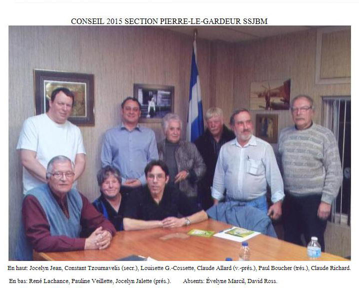 Photo conseil PLG 2015