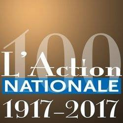 L'Action nationale Logo