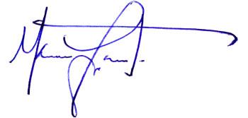 Signature Maxime Laporte