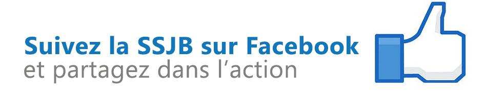suivez SSJB facebook