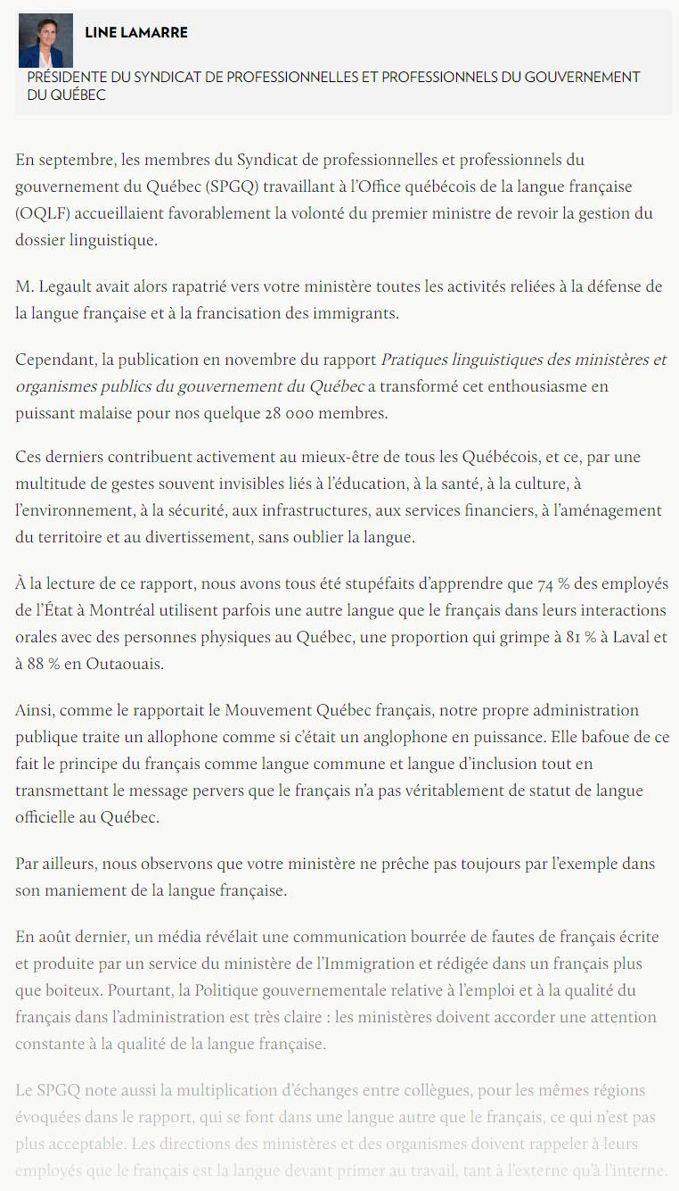 Français Et Fonction Publique Offrir Aux Professionnels