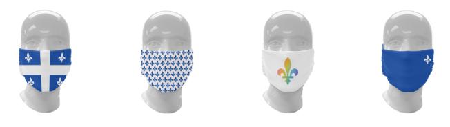 masques du Québec