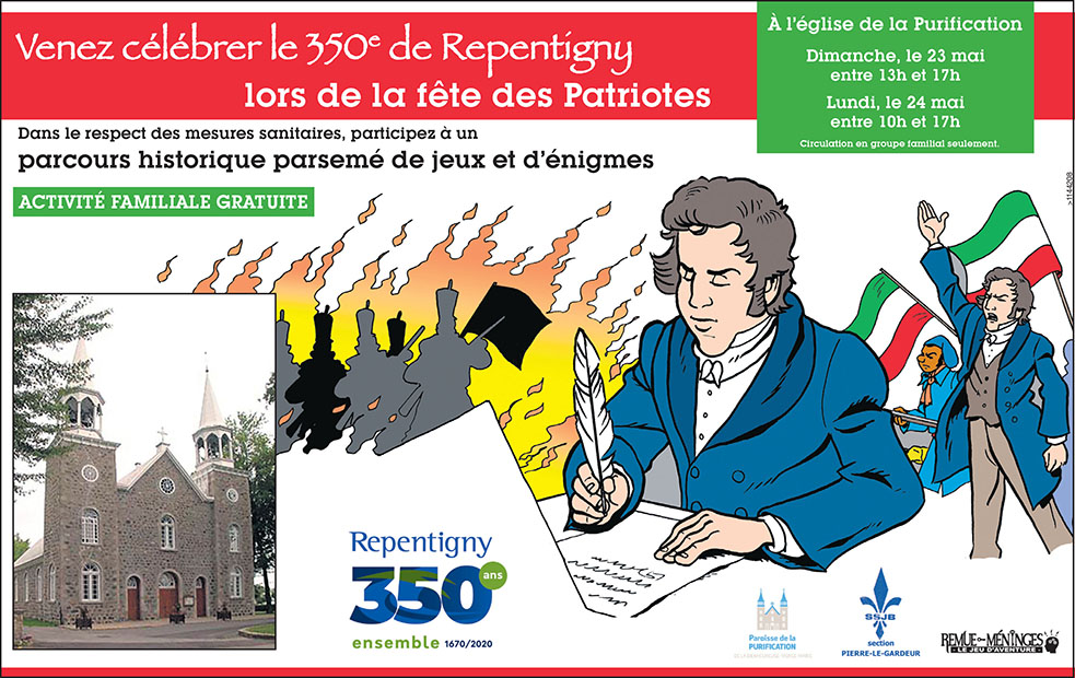 pub Patriotes 350 Repentigny